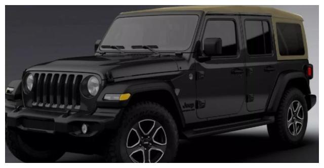 2020款Jeep 牧马人或增新版本,价格上涨!