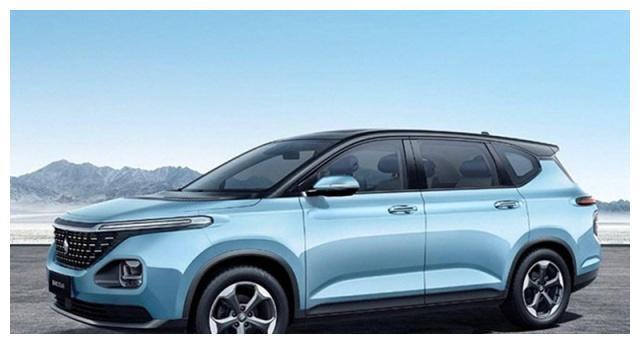 充满未来感的MPV 新宝骏RM-5正式下线