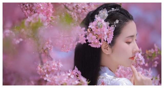 女人如花,花开如梦!