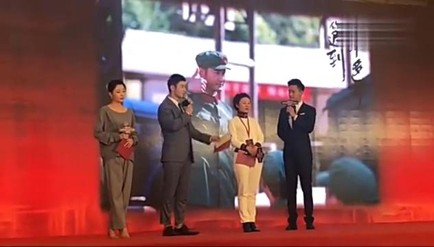 《你迟到的许多年》亮相北京秋推会,黄晓明塑造铁道兵的硬汉形象
