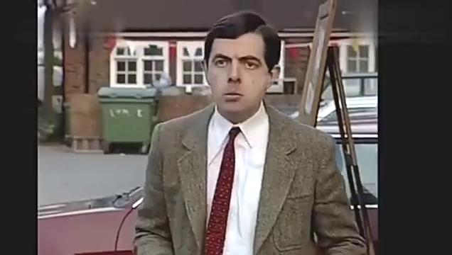 为何憨豆先生停车去买蛋糕,结果买完之后,车子离奇失踪了?