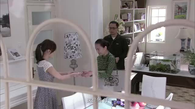 等待绽放:孟妮告诉孟爸爸,她打算毕业典礼结束就去北京