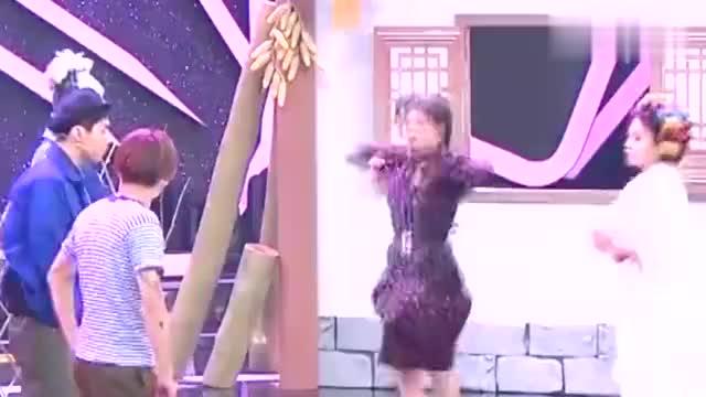 王牌对王牌宋茜刘宪华俩人跳舞全场沸腾简直太精彩啦
