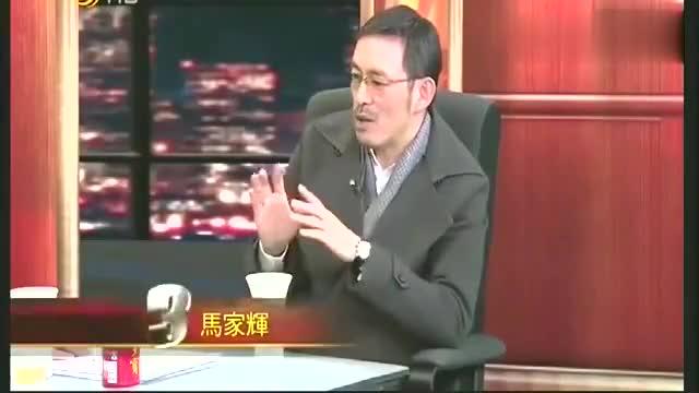 窦文涛和马家辉谈赵本山二人转香港人会怎么看东北二人转
