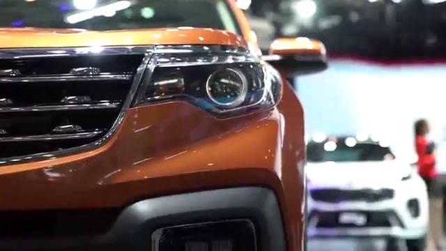 视频:2018北京车展解读起亚智跑,紧凑级SUV又多一员猛将!