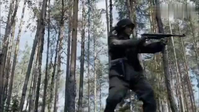 俄罗斯二战片,战争不分男女,女兵比男兵更生猛!