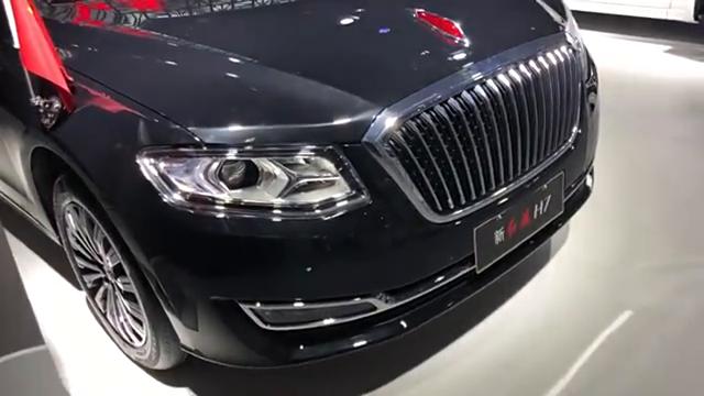 视频:农村小伙花25万买红旗h7,还是买合资车迈腾,大家给点意见!