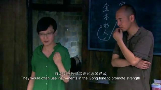 《关关雎鸠》晓鸥向孟辰讲述关于自己的发现