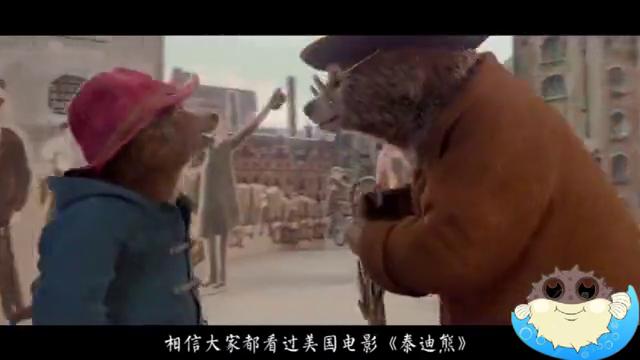 《帕丁顿熊2》蠢萌绅士熊,温馨逗趣,带你寻成长途中遗失的纯真