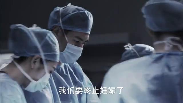 主治医生手术中晕倒,病人卵巢破裂,失血性休克危险了