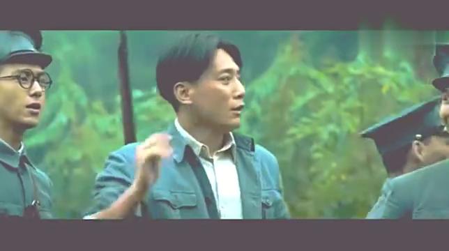 《建军大业》李易峰马天宇跑龙套,刘烨一句话捧起