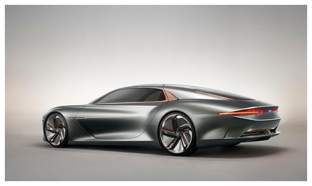 未来的奢华 宾利EXP 100 GT概念车官图