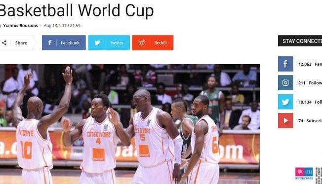 稳稳出线!男篮世界杯中国队小组赛对手闹罢赛,千万别再浪费机会