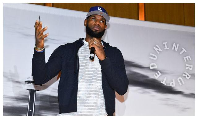 NBA/新秀最爱球员 詹皇近十年来称霸第一人