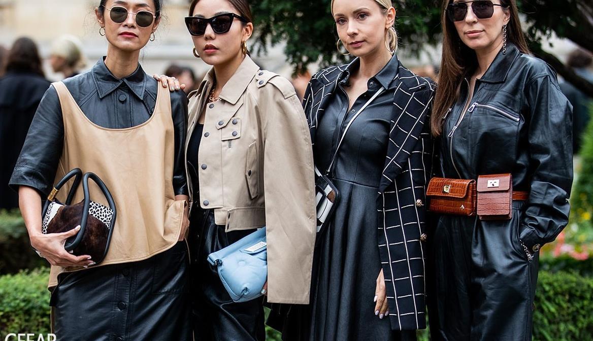 整理好街拍:巴黎女生近期最爱的手袋 Top 5 是?