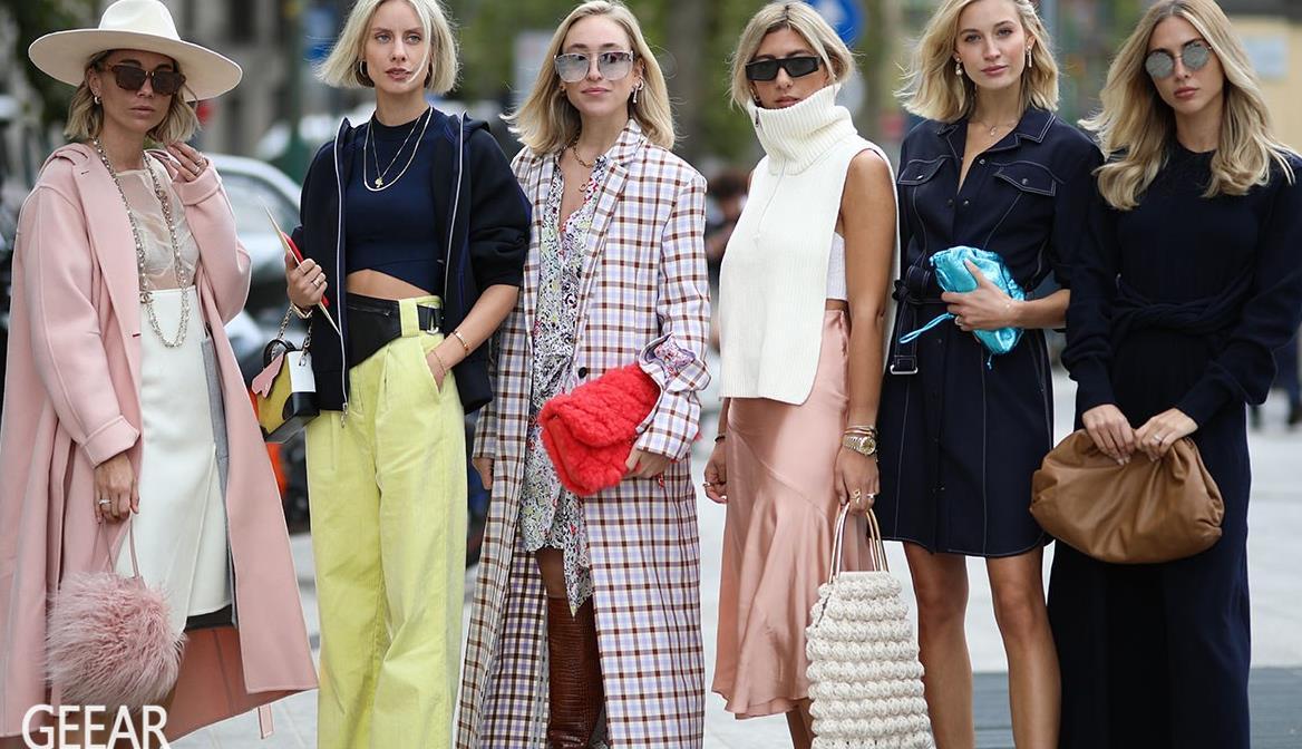 总结近一个月的欧美街拍照,这6款时尚手袋无处不在!