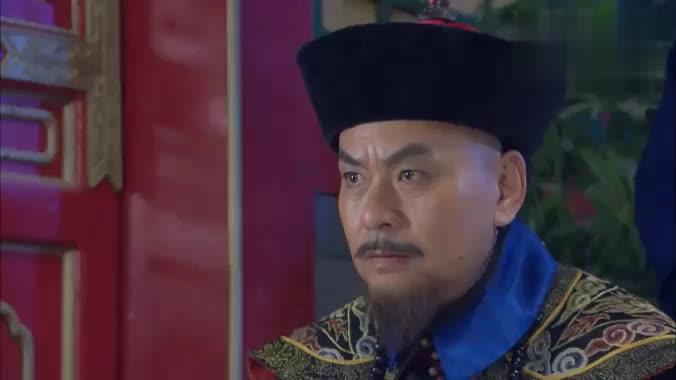 康熙皇帝病重一众皇子宫前跪安却没想到康熙看中弘历传位雍正