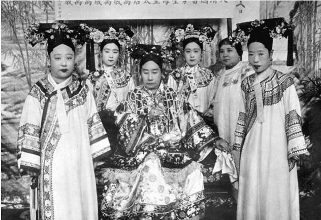 真正的清朝后宫嫔妃,个个尖嘴猴腮,为何皇帝不选美人入宫?