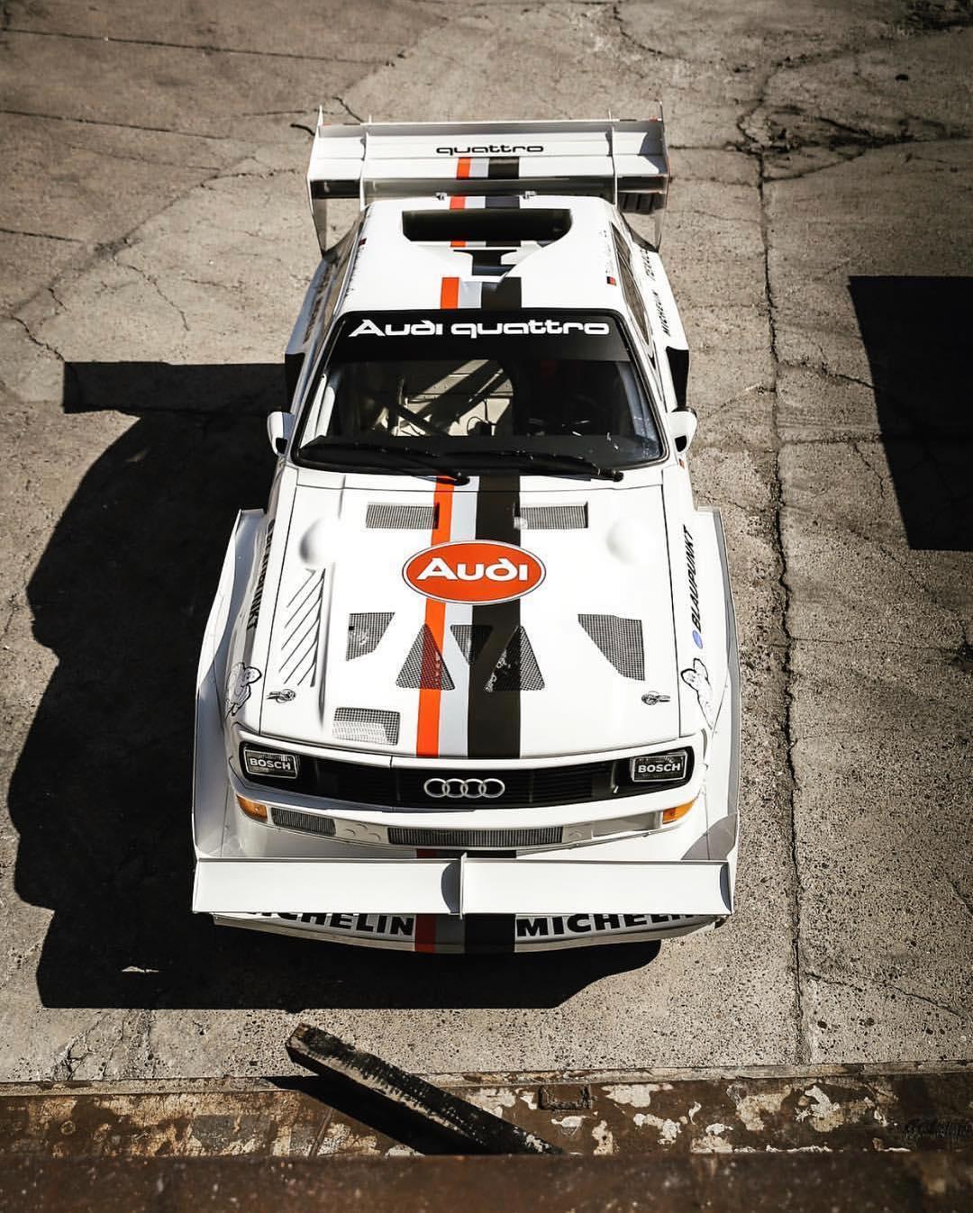 值得尊敬的奥迪S1 Quattro Pikes Peak神车!