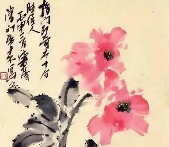 当代书画名家弘成,主要有山水,花鸟,人物画等,书画作品赏析!图片