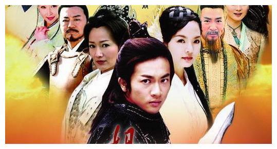 现在再看这部《杨门虎将》的演员阵容,明星众多,真的是豪华阵容