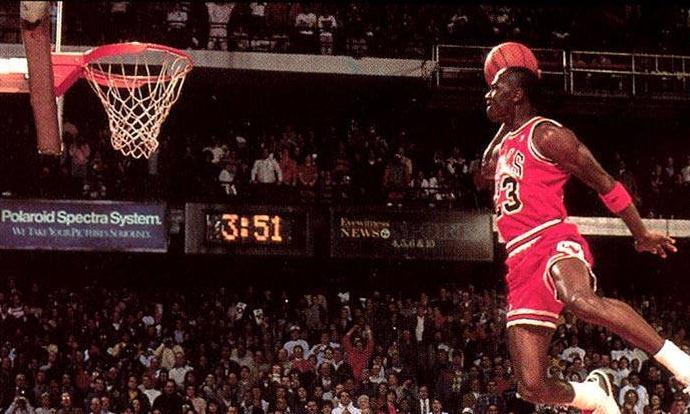 篮球界中有谁能单挑乔丹?结果原来是NBA中的这三位大神