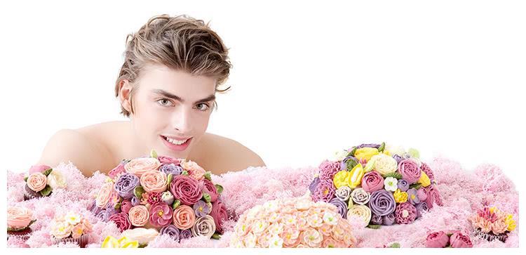 颜值超高又好吃的花朵元素蛋糕,给女朋友选生日蛋糕再也不踩雷了