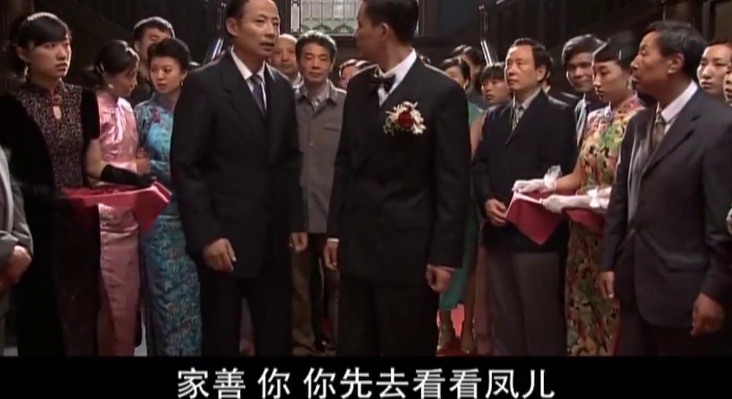 南下:陈家善婚礼被破坏,孙老板挺能说的