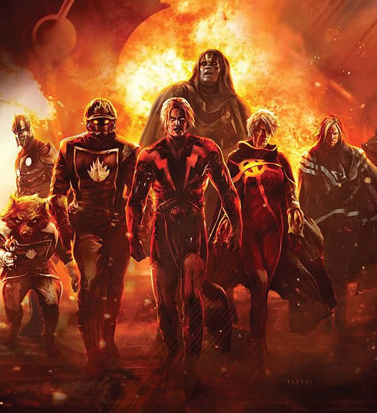 《复仇者联盟4:终局之战》的焦点可能不再是灭霸,而是