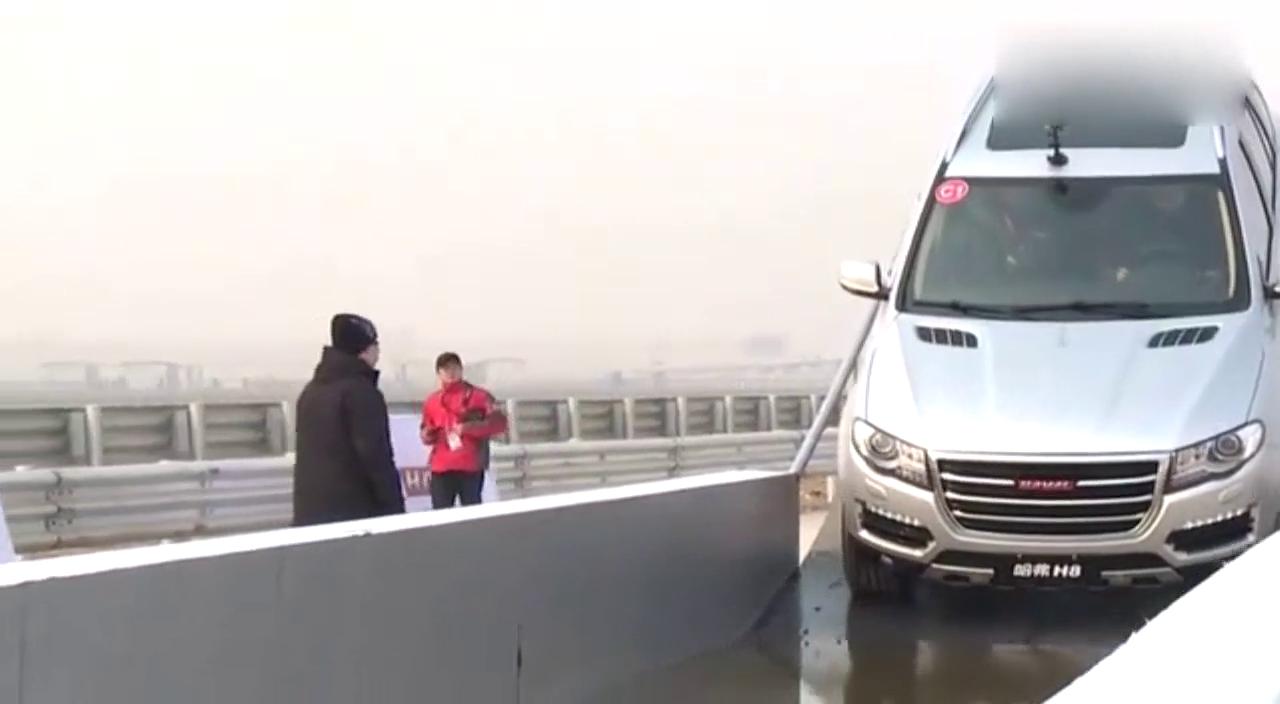 视频:高大上的国产SUV哈弗H8,测试过之后,才知道性能这么好!