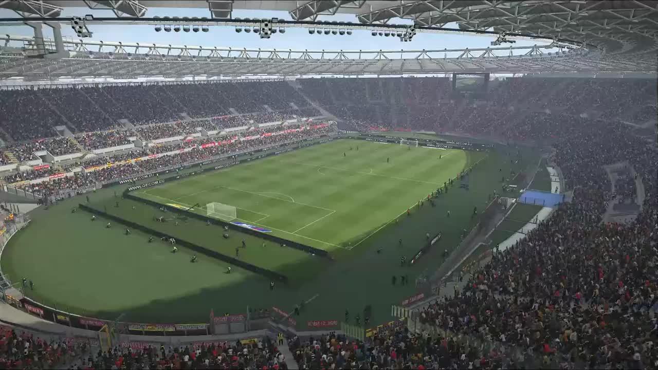 实况足球国足西班牙势均力敌直到终场西班牙才1球险胜