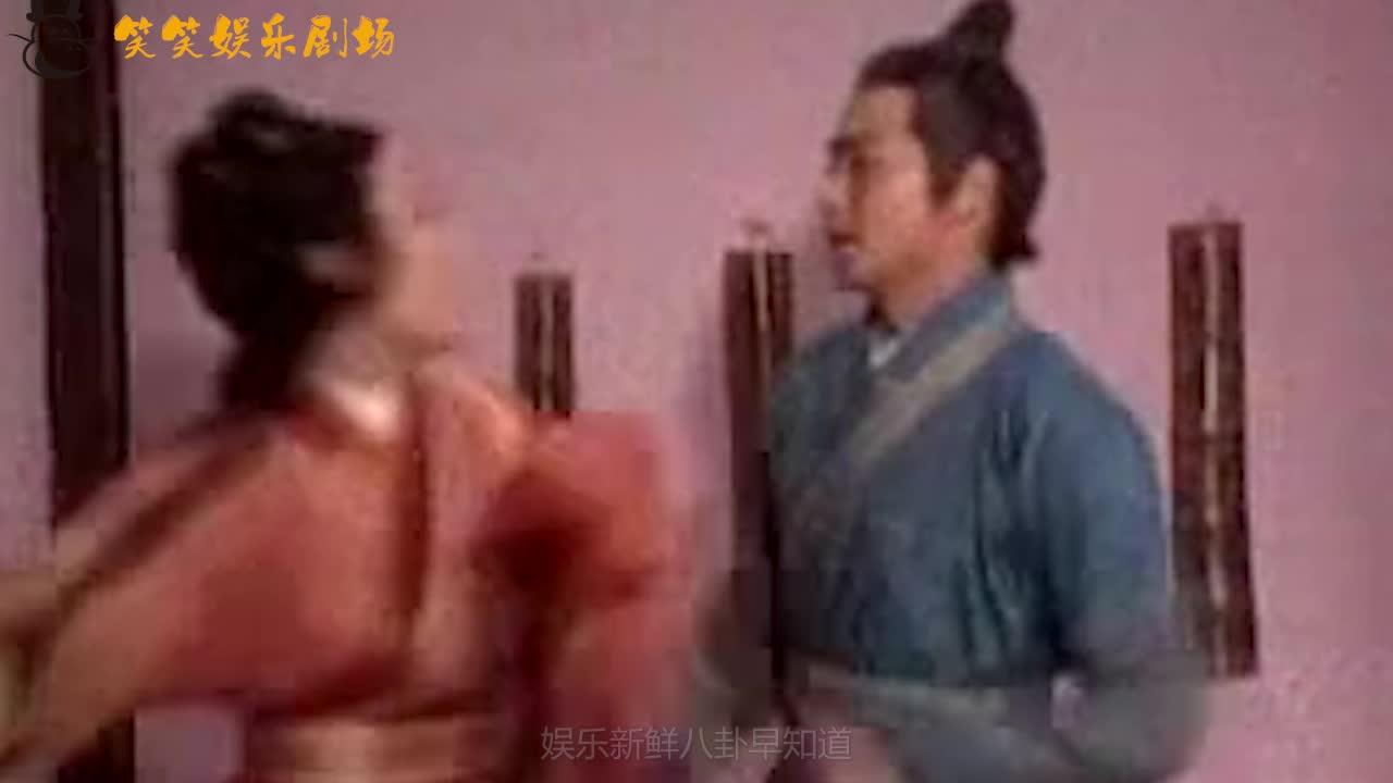 """""""潘金莲""""因戏生情,真与""""武松""""在一起了?网友:果真没看错!"""