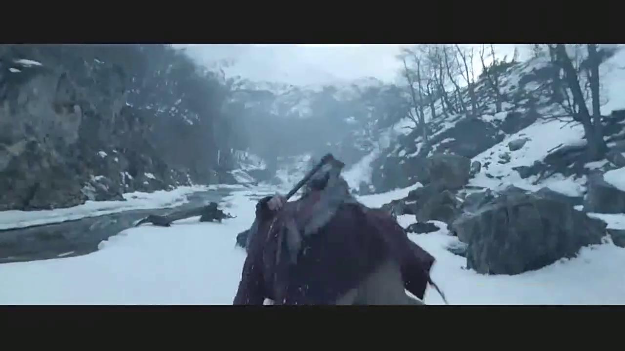 荒野猎人 小李子为儿子复仇这段必须是影帝级的表演