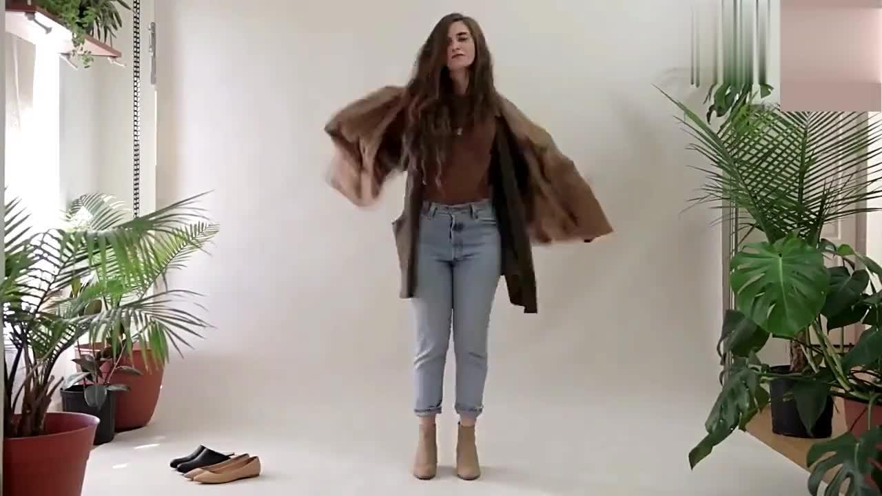时尚达人的冬季穿搭,这样搭配冬季轻松穿搭出魅力造型