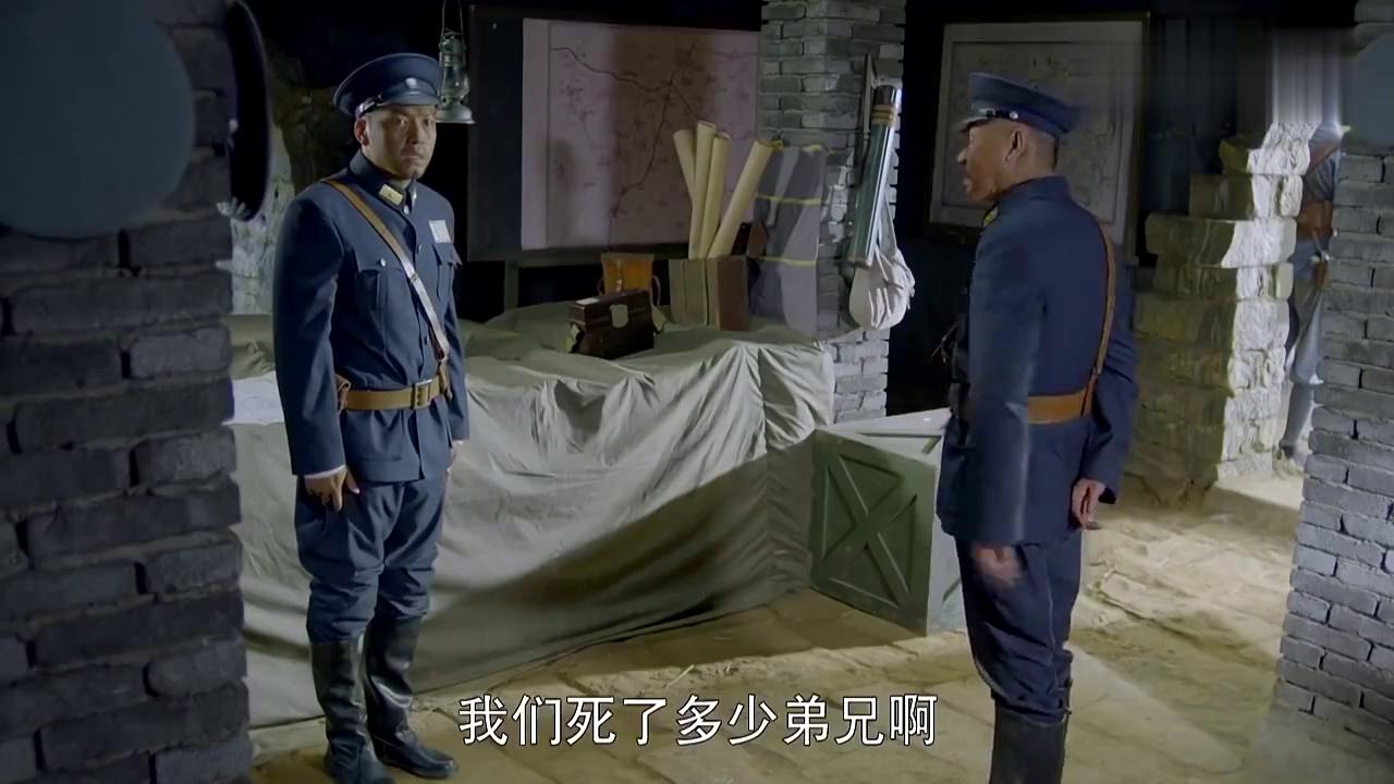 决战江桥:主席要上前线,与阵地共存亡?义子下跪望其撤退遭拒绝