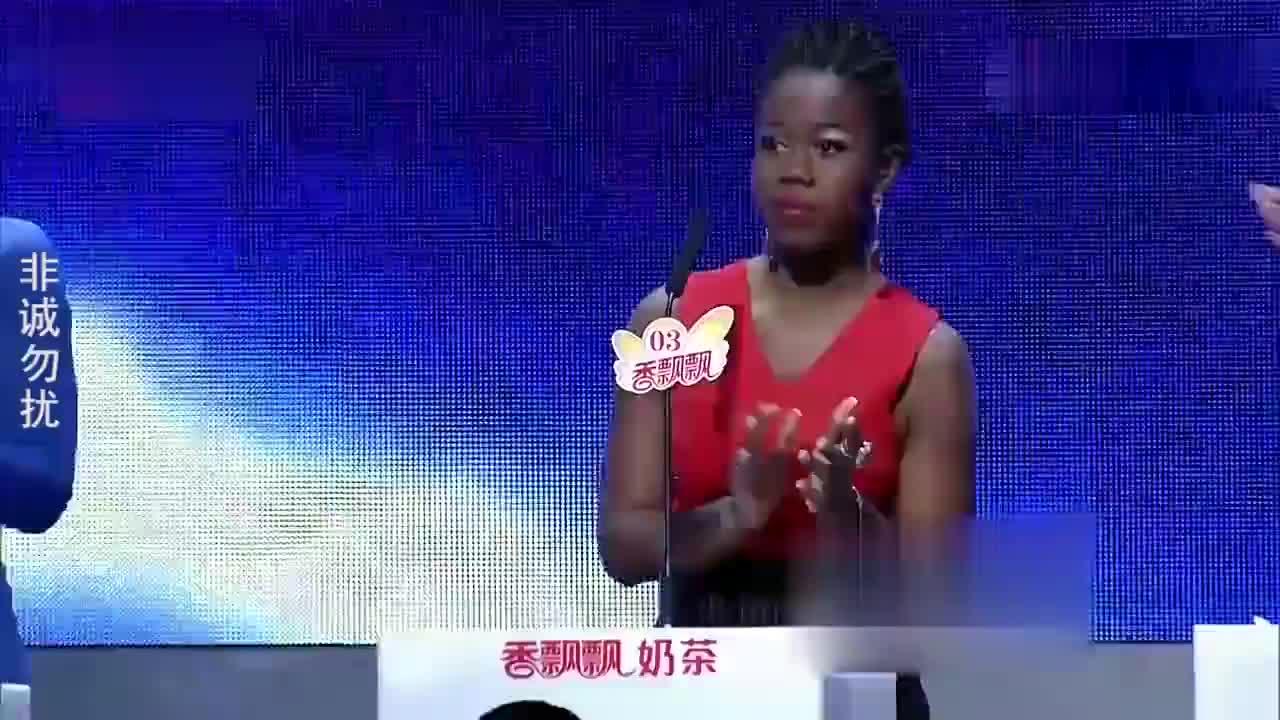 北京小伙牵走小德孟非生八个孩子小伙子从现在开始要加油