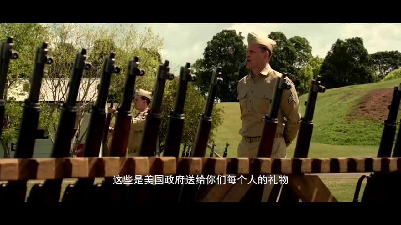 血战钢锯岭士兵不愿拿枪被告上军事法庭却获得二战最高荣誉