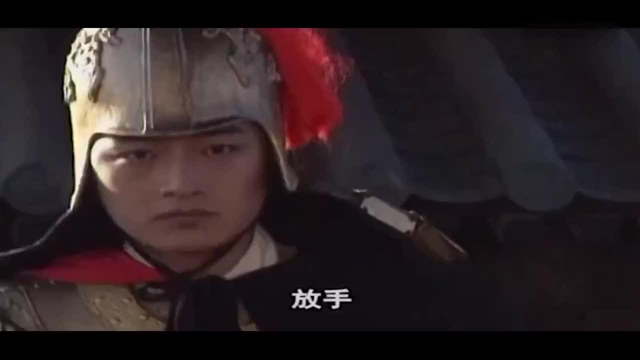杨广率兵攻下陈国士兵竟敢当众调戏俘虏杨广直接斩了他