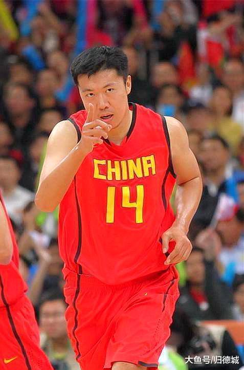 史上最强中国男篮五个位置, 现役只有一人入选