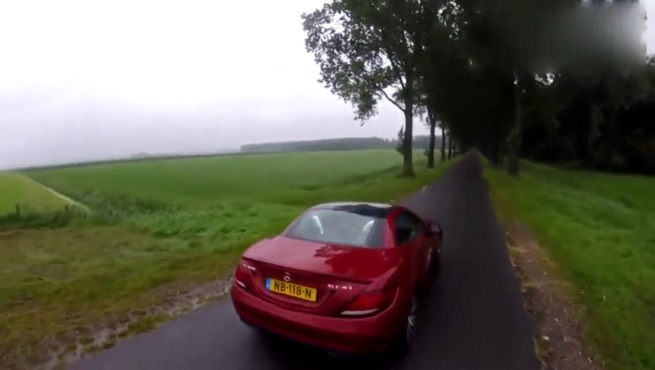 视频:性能真不是靠吹出来的!试驾奔驰 AMG SLC 43