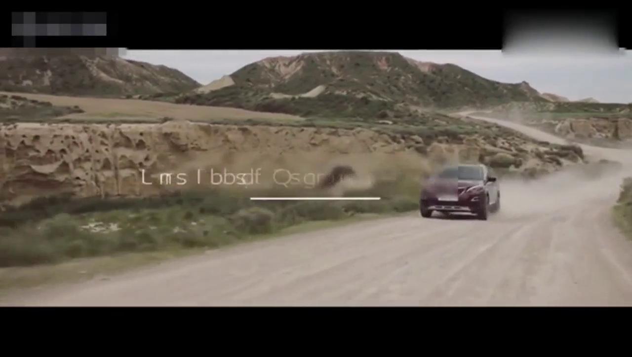 视频:高性能欧系都市SUV 新款标致3008
