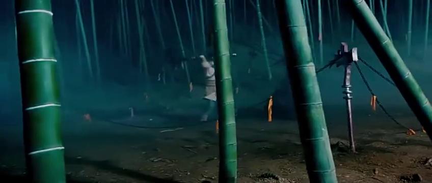 夜郎洞女为助洞魔恢复力量,竟耗尽千年修为,灰飞烟灭