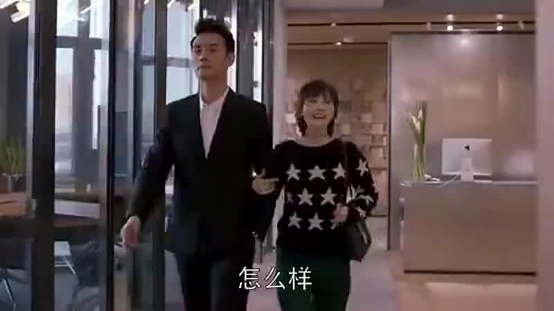 欢乐颂曲筱绡正忙赵医生却缠着她曲筱绡无心再工作
