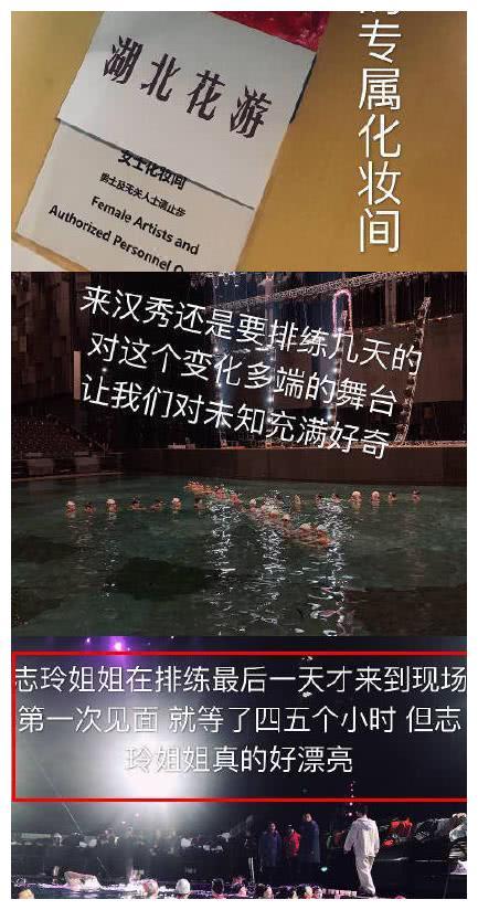 林志玲春晚最难演节目火了,水下替身却因一句话遭网络攻击!