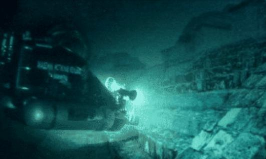 玛雅人记录在册的高度文明国家,到底在哪里?科学家:海底深处