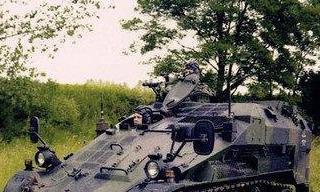 120mm自行迫击炮-鼬鼠2