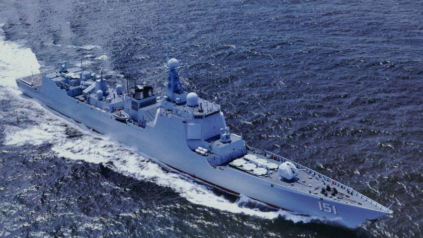 河南人的骄傲,7艘以河南城市命名的军舰