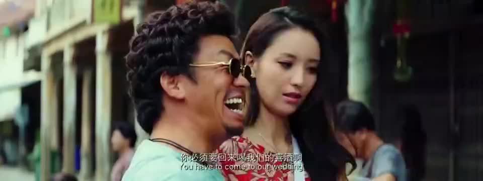 张子枫和刘昊然这段戏堪称经典,那个笑容记忆深刻,多少人的阴影