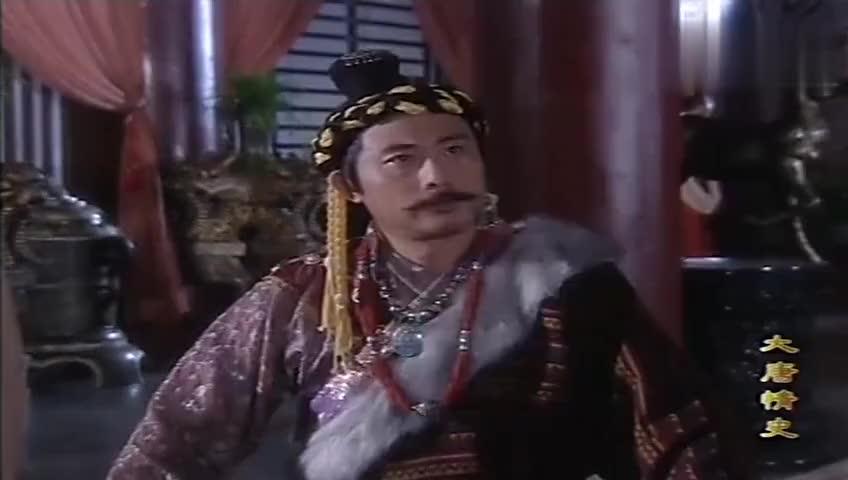 高阳公主为个玉枕竟要远嫁吐蕃和亲只是唐太宗舍不得