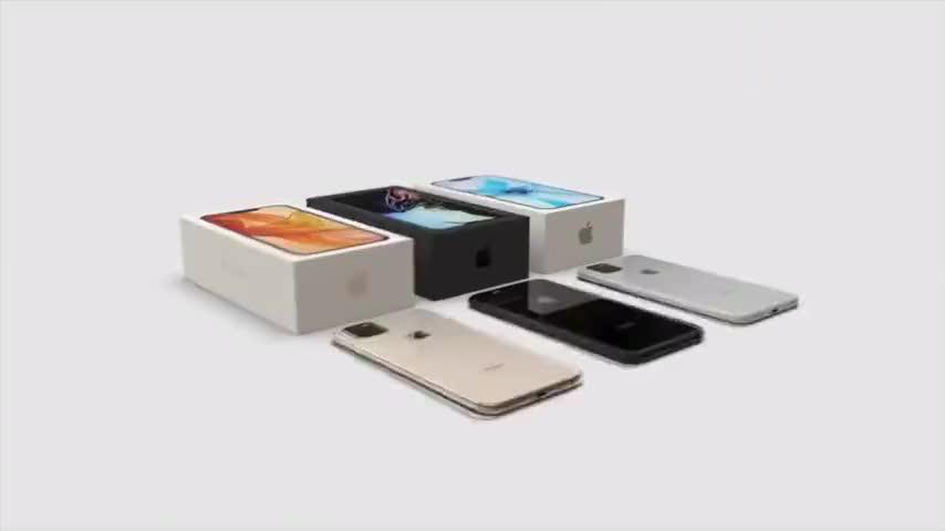 2020年iPhone屏幕尺寸将更人性化,全采用OLED面板,支持5G网络